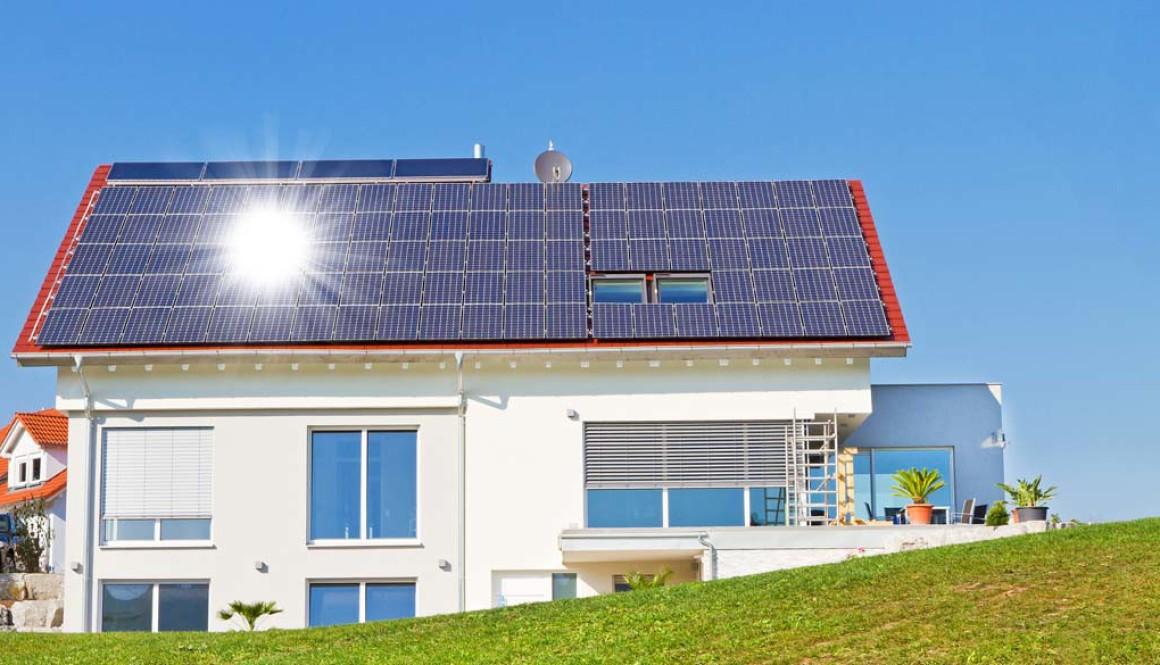Pannelli solari quanto costa un impianto a uso domestico - Quanto costa un impianto allarme casa ...